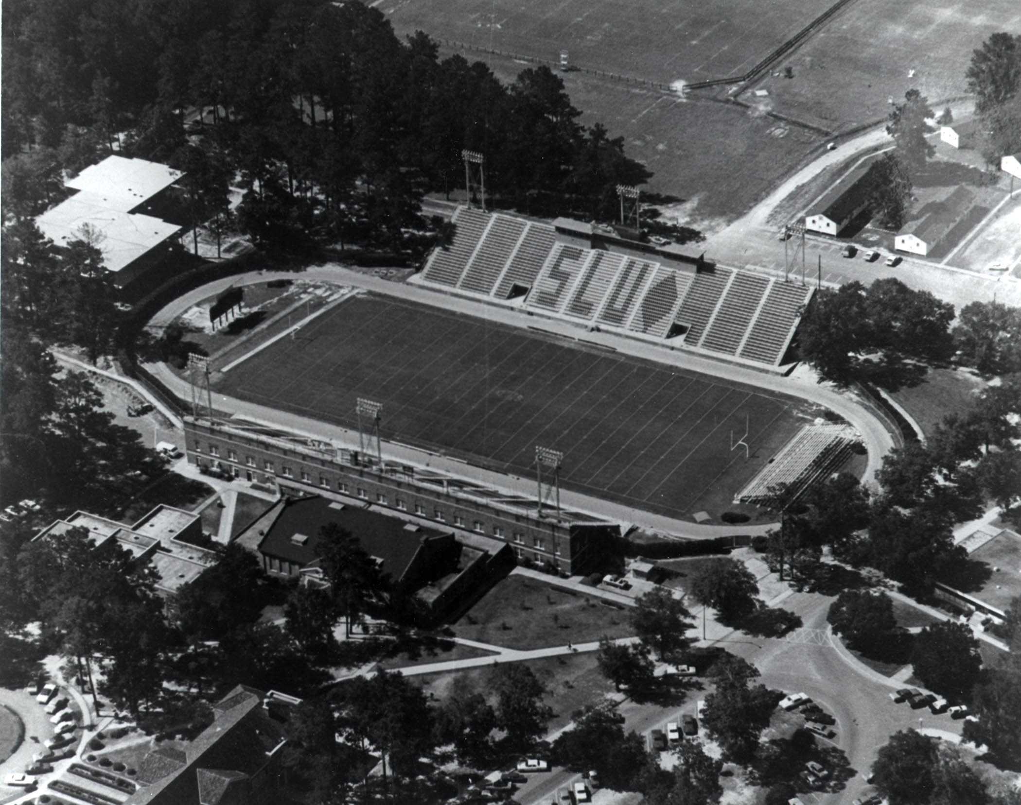 1950 strawberry stadium
