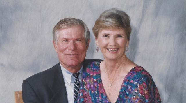 Jim and Marilyn McClimans